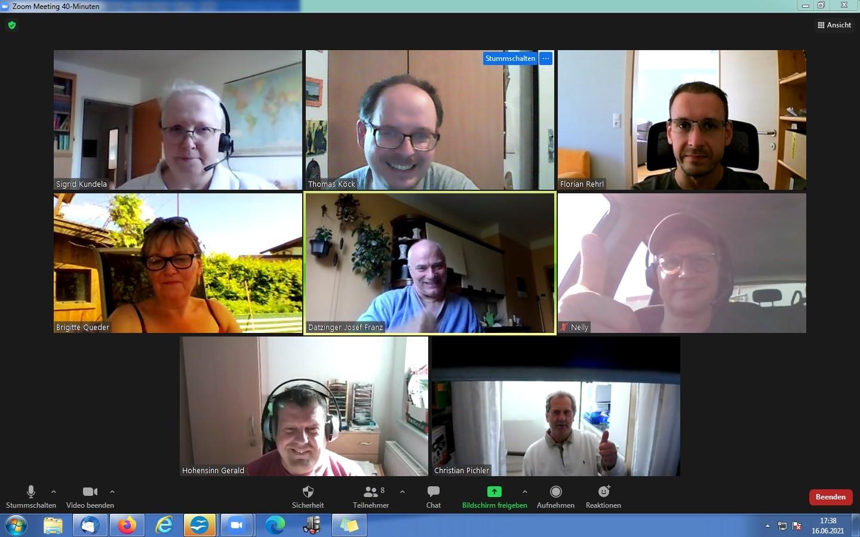ÖGSHT-Treffen erneut via Zoom