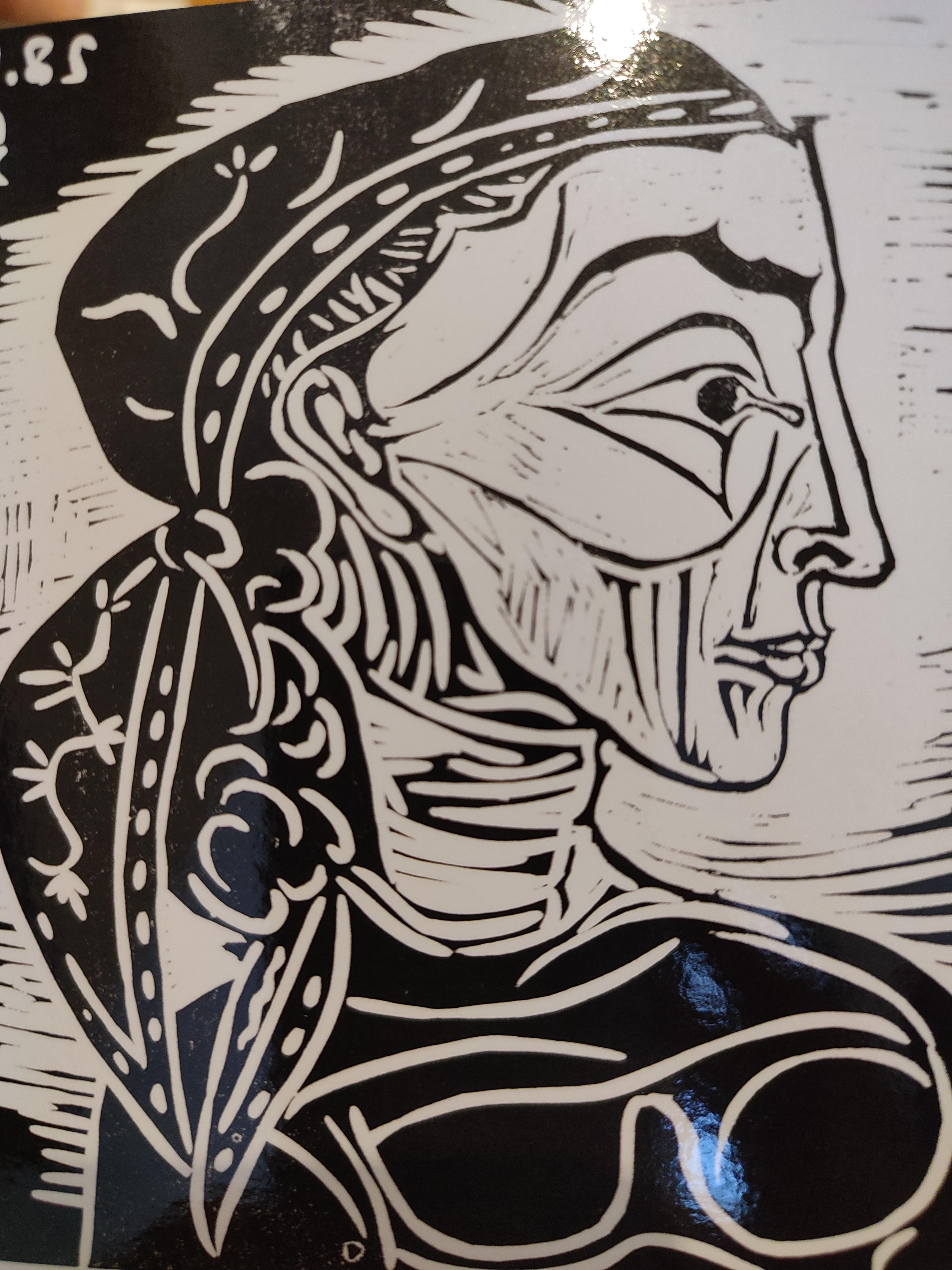 Picasso-Austellung in Gmünd